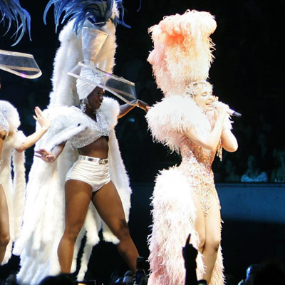 Kylie Minogue - Showgirl Homecoming World Tour 2006